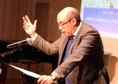 Musikwissenschaftliche Tagung »Etlich Liedlein zu singen oder uff der Orgeln und Lauten zu schlagen«