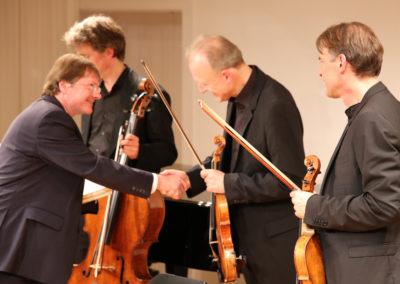 Orff-Zentrum München; Carl Orff; OZM; Werke für Streichtrio von Orff, Toch, Aperghis und Mozart
