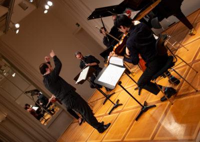 Orff-Zentrum München; Carl Orff; OZM; Ensemble BlauerReiter
