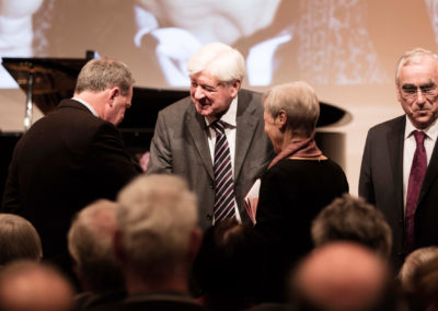Orff-Zentrum München; Carl Orff; OZM; Wilfried Hiller zu Ehren - Konzert zum 75. Geburtstag