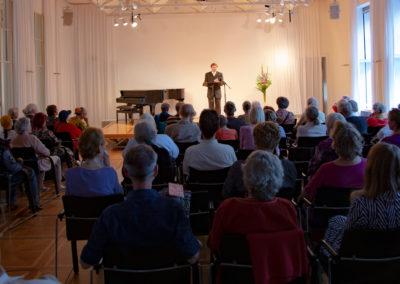 Orff-Zentrum München; Carl Orff; OZM; Einführung und Filmvorführung im Veranstaltungssaal des Orff-Zentrums München