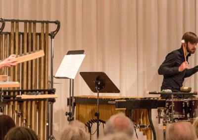 Porträtkonzert Minas Borboudakis: Werke für Percussion / In memoriam Peter Sadlo