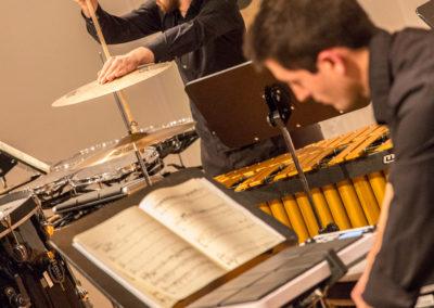 Orff-Zentrum München; Carl Orff; OZM; Porträtkonzert Minas Borboudakis: Werke für Percussion / In memoriam Peter Sadlo