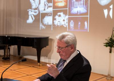 Dr. Oswald Georg Bauer »Carl Orff und Wieland Wagner«