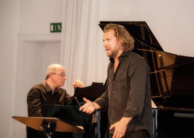 Präsentation Mozartwoche 2018, Stiftung Mozarteum Salzburg