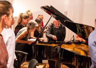 Orff-Zentrum München; Carl Orff; OZM; Peter Michael Hamel zum 70. Geburtstag