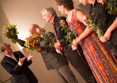 Orff-Zentrum München; Carl Orff; OZM; Konzert und Podiumsgespräch: Peter Michael Hamel zum 70. Geburtstag