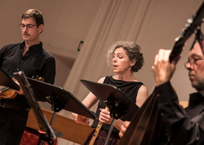 Orff-Zentrum München; Carl Orff; OZM; Konzert: Claudio Monteverdi zum 450. Geburtstag