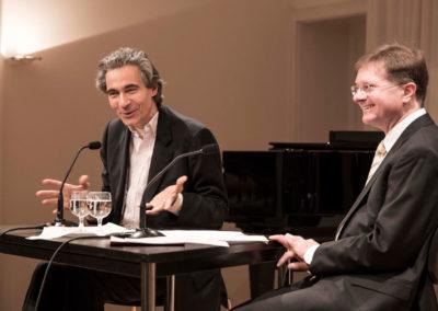 Orff-Zentrum München; Carl Orff; OZM; Porträtkonzert Pierre-Dominique Ponnelle - Kammermusikwerke in verschiedenen Besetzungen