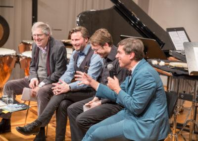 Orff-Zentrum München; Carl Orff; OZM; Konzert und Podiumsgespräch: Wilhelm Killmayer – Lehrer und Schüler