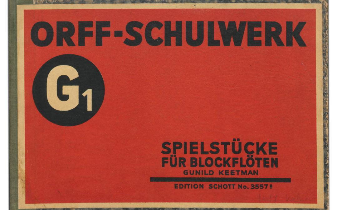 G1 – Spielstücke für Blockflöten