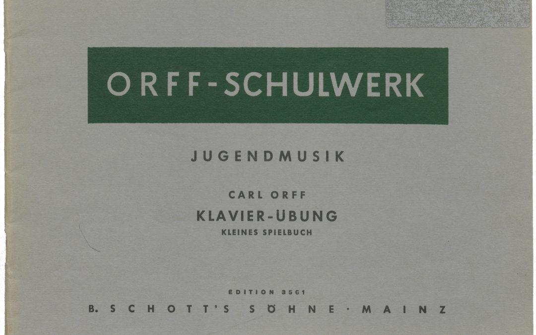 Jugendmusik – Klavier-Übung