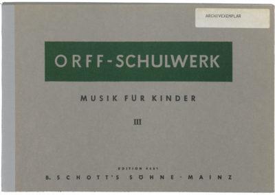 Musik für Kinder – Bd. III: Dominanten