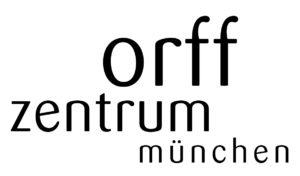 Orff-Zentrum Logo schwarz
