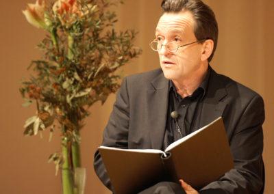 Film und Lesung: Carl Orff liest aus seiner Dokumentation Hans Schneider (1927‒2017) zum Gedenken