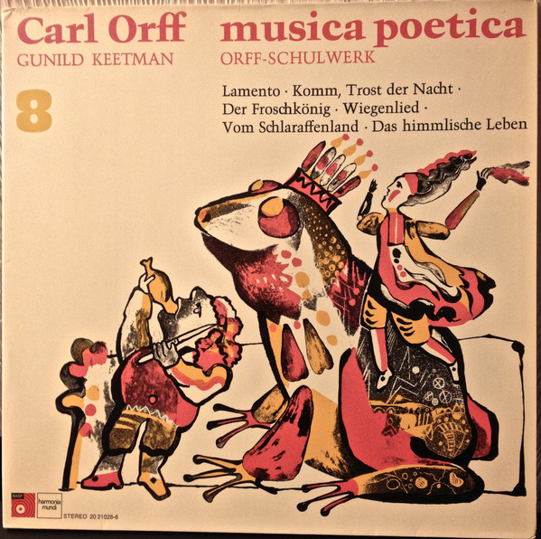 musica poetica 8