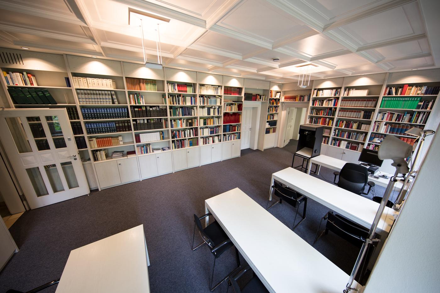 Orff-Zentrum München; Carl Orff; OZM; Bibliothek des Orff-Zentrums München