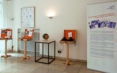 Carl Orff auf Reisen – Broschüre zur Kabinettausstellung