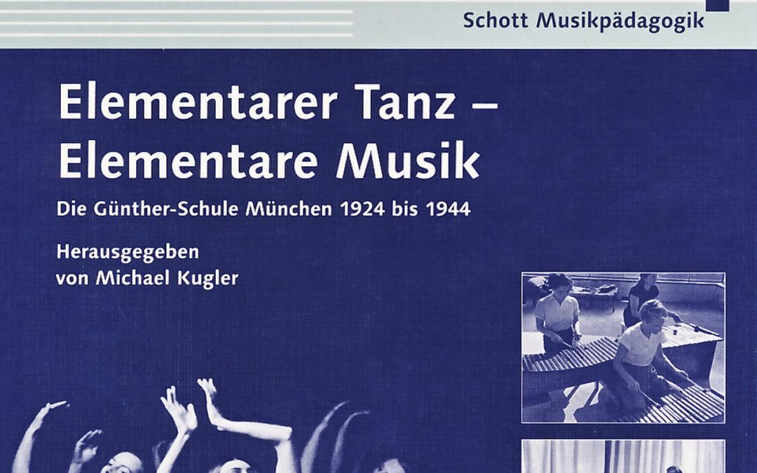 Orff-Zentrum München; Carl Orff; OZM; Elementarer Tanz - elementare Musik