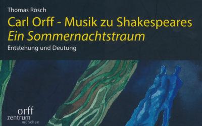 Musik zu Shakespeares »Ein Sommernachtstraum«