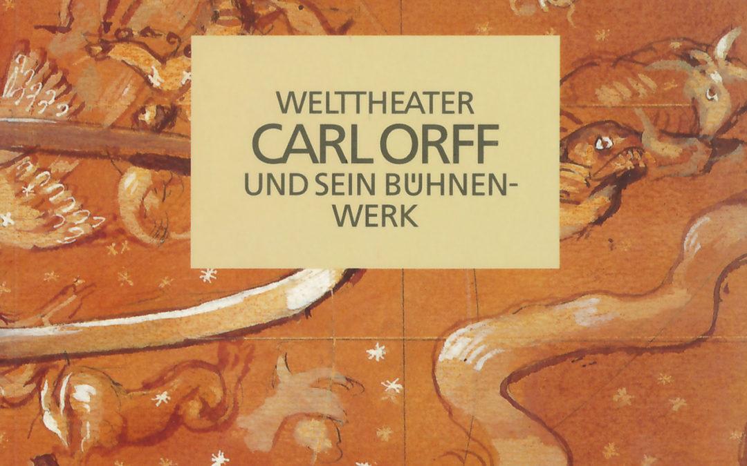 Orff-Zentrum München; Carl Orff; OZM; Welttheater Carl Orff und sein Bühnenwerk