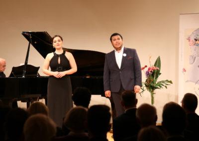 Orff-Zentrum München; Carl Orff; OZM; Claire Elizabeth Craig (Sopran), Nutthaporn Thammathi (Tenor), Alessandro Misciasci (Klavier)