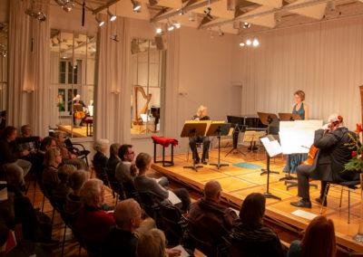 Orff-Zentrum München; Carl Orff; OZM; Vorstellungsfotos ensemble risonanze erranti