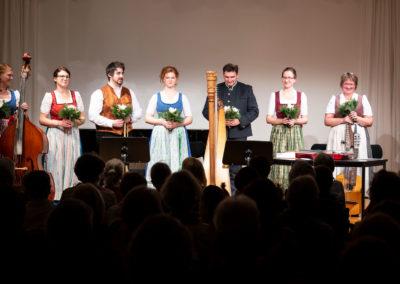 Orff-Zentrum München; Carl Orff; OZM; Sänger und Musikantenfreunde der Wastl Fanderl Schule aus Oberbayern und Salzburg, Moritz Demer (Leitung)