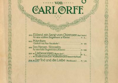 Der Tod und die Liebe (1912)