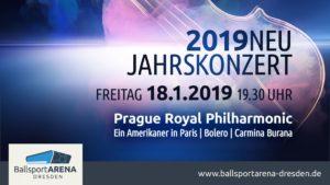 Carl Orff Carmina Burana Dresden 2019