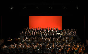 Carl Orff Carmina Burana Mannheim 2019