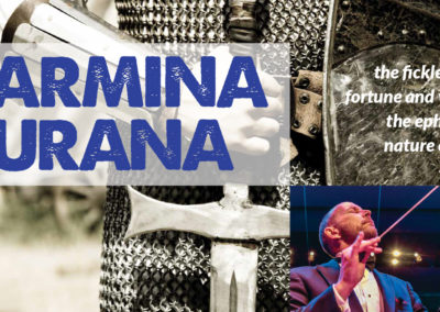 Carmina Burana (14.04.2019 / USA / Interlochen, MI)