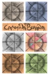 Carl Orff Carmina Burana Schweiz Chur 2019