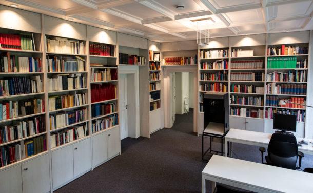 Orff-Zentrum München Carl Orff OZM, Bibliothek