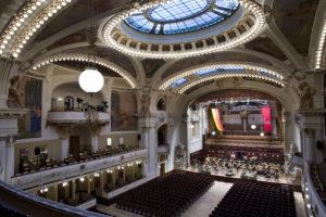 Carl Orff Carmina Burana Europa Tschechische Republik Prag 2019