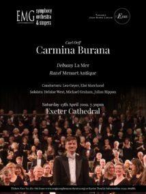 Carmina Burana (13.04.2019 / England / Exeter)