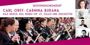 Carl Orff Carmina Burana Europa Deutschland Horb am Neckar 2019