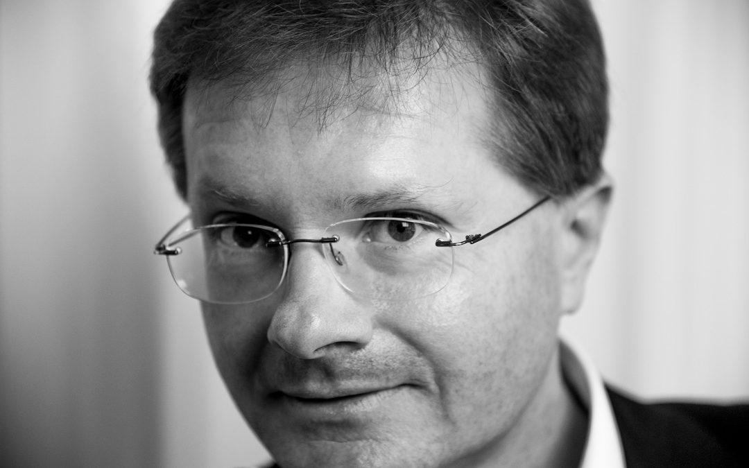 Portrait von Dr. Thomas Rösch, Direktor Orff-Zentrum München