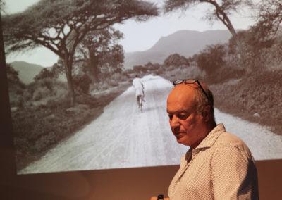 Vortrag & Filmvorführung, Afrika the Beat