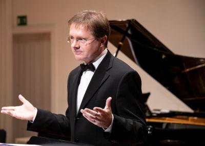 Dr. Thomas Rösch (Direktor, Orff-Zentrum München)