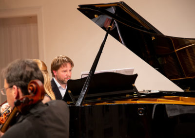 Andreas Kirpal, Klavier