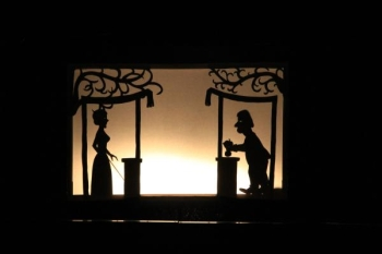 Carmina Burana (15.02.2020 / szenisch / Puppentheater / Europa / Deutschland / Seeon-Seebruck / Kloster Seeon)
