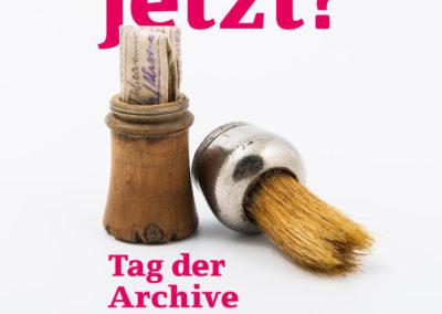 Tag der Archive 2020 (07.03.2020 / Europa / Deutschland / München)