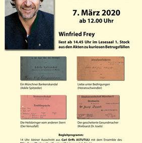 Astutuli (Ausschnitte) (07.03.2020 / halbszenisch (mit Puppen) / Europa / Deutschland / München)