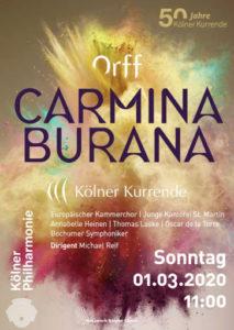Carl_Orff_Carmina_Burana_Europa_Deutschland_Köln_2020