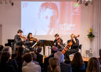 Quartettsatz h-Moll (09.03.2020 / Europa / Deutschland / München)