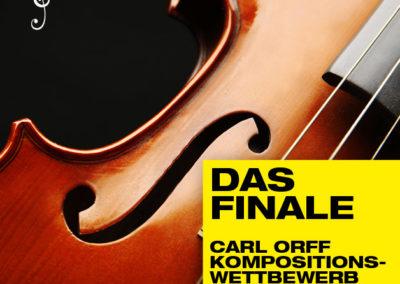 Finale des Carl Orff Kompositionswettbewerbs (22.07.2021 / konzertant / Europa / Deutschland / Andechs)