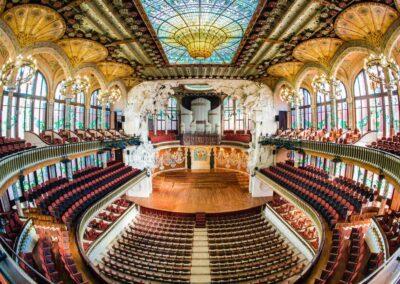 Carmina Burana (12.07.2020 / konzertant / Europa / Spanien / Barcelona)