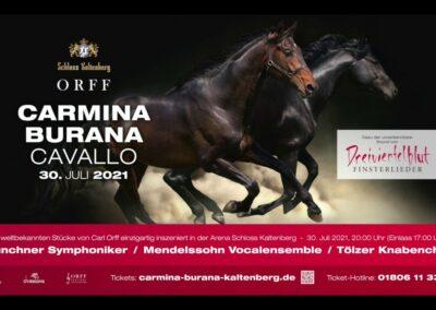 Carmina Burana (30.07.2021 / szenisch / Europa / Deutschland / Kaltenberg)