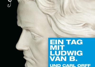 Ein Tag mit Ludwig van B. und Carl O. (31.07.2021 / Kammermusiktag / Europa / Deutschland / Andechs)